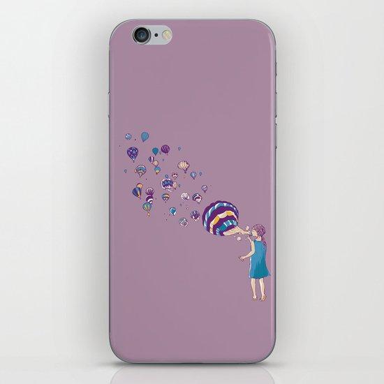 Amaze me iPhone & iPod Skin