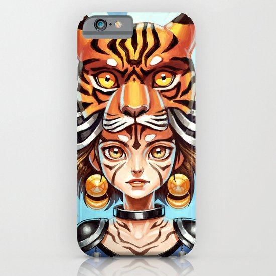 Tiger Tribe iPhone & iPod Case