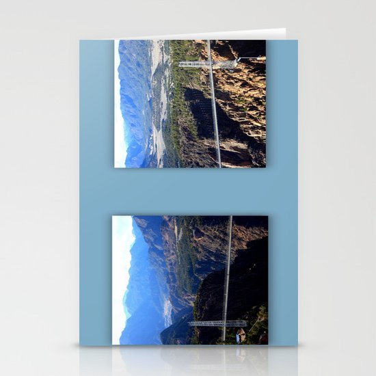 The Royal Gorge Stationery Card