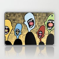 Screamers Laptop & iPad Skin