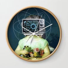 Another Portrait Disaster · SFB Wall Clock