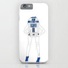 Girl R2-D2 Slim Case iPhone 6s