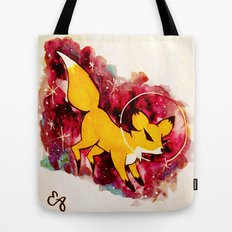 Fox in Space Ver. 2 Tote Bag