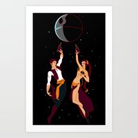 Immortal  Art Print