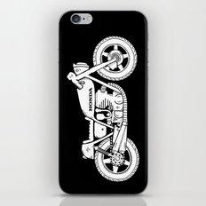 Honda CB750 - Café racer series #1 iPhone & iPod Skin