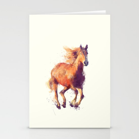 Horse // Boundless Stationery Card