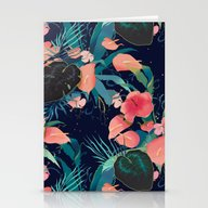 Stationery Cards featuring B.T.W.2 by Ludovic Jacqz
