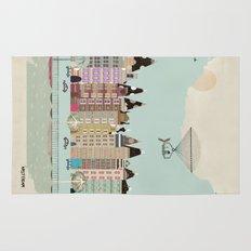 Visit Amsterdam Rug