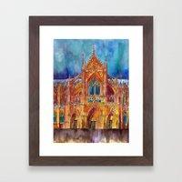 Colonia Framed Art Print