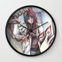Dr. Harleen Quinzel Wall Clock