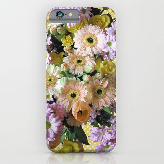 Mellow Yellow iPhone & iPod Case