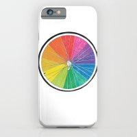 Color Wheel (Society6 Edition) iPhone 6 Slim Case