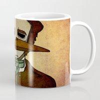 Prophets of Fiction - Edgar Allan Poe /The Raven Mug
