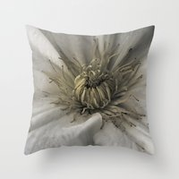 As a Spider Throw Pillow