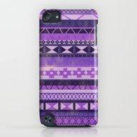 Native Spirit (Purple) iPod touch Slim Case