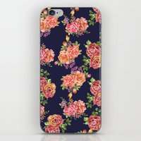 nature floral  iPhone & iPod Skin