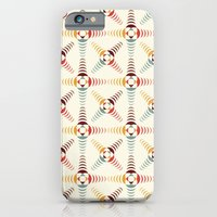 iPhone & iPod Case featuring Good Vibratons [Crosses] by Veronica Galbraith