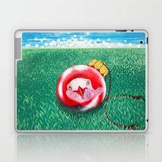 New Year Ball Laptop & iPad Skin