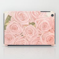 Roses Are Pink iPad Case