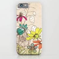 iPhone & iPod Case featuring Bloom by Amanda Dilworth