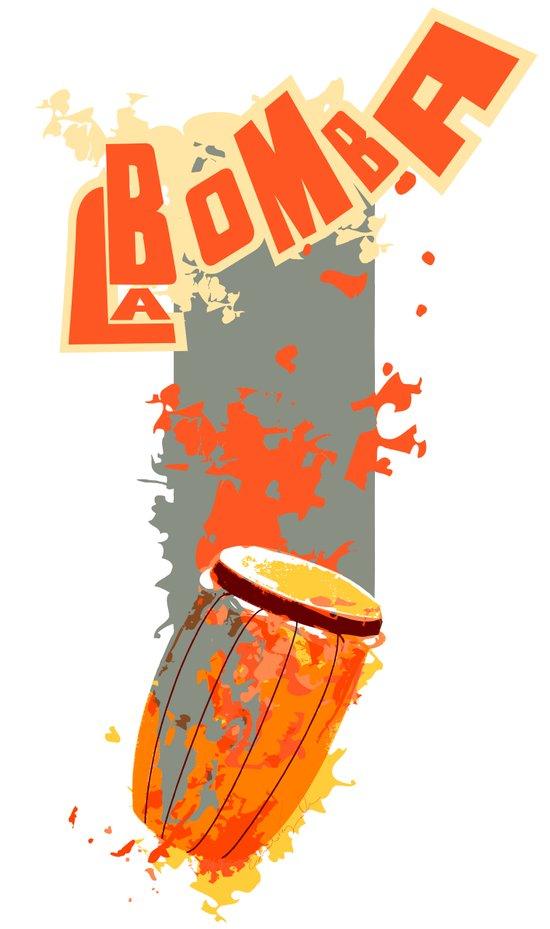 la Bomba Canvas Print