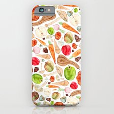 Fruit And Vegetables  iPhone 6 Slim Case