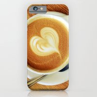 A Warm Cup of Love iPhone 6 Slim Case