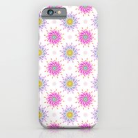 iPhone & iPod Case featuring FLOWER PATTERN by Lulla