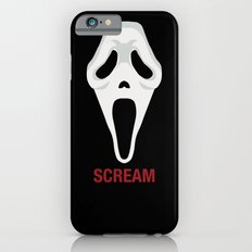 SCREAM iPhone 6s Slim Case