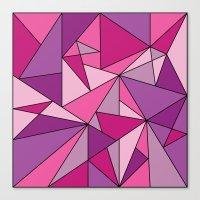 Pinkup Canvas Print