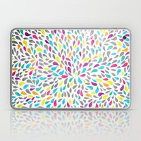 Teardrops Laptop & iPad Skin