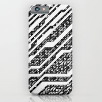 iPhone Cases featuring Planar by Lewis Kent
