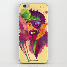 Dr. FraCryStein iPhone & iPod Skin