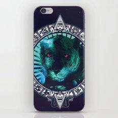 PanteraPlanetario iPhone & iPod Skin