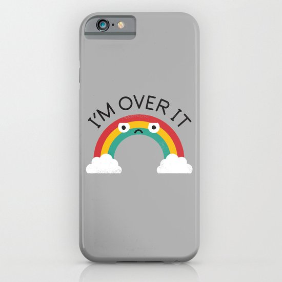 Above Bored iPhone & iPod Case
