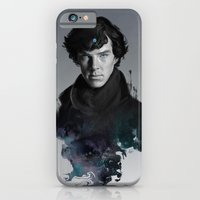 iPhone & iPod Case featuring The Excellent Mind by Artgerm™