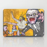 Trick Or Tremble iPad Case