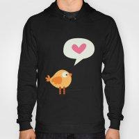 Love Birdie Hoody