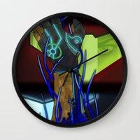Metroid Prime: Corruption Wall Clock