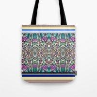 An Indian Garden Tote Bag