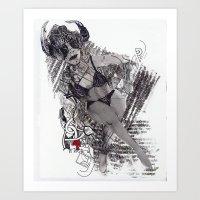 DeathStarr Art Print