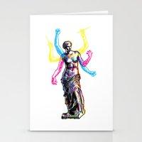 Venus De Milo Is Made Of… Stationery Cards