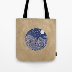 Comes and Goes  Tote Bag