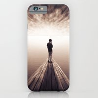 iPhone & iPod Case featuring The Sky is getting closer by Arevik Martirosyan