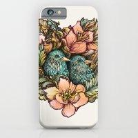 Bluebird Valentine iPhone 6 Slim Case