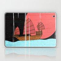 Oriental Sailing  Laptop & iPad Skin