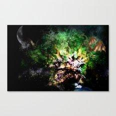 Yggdrasill Canvas Print