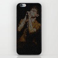 Ian Curtis : Unknown Ple… iPhone & iPod Skin