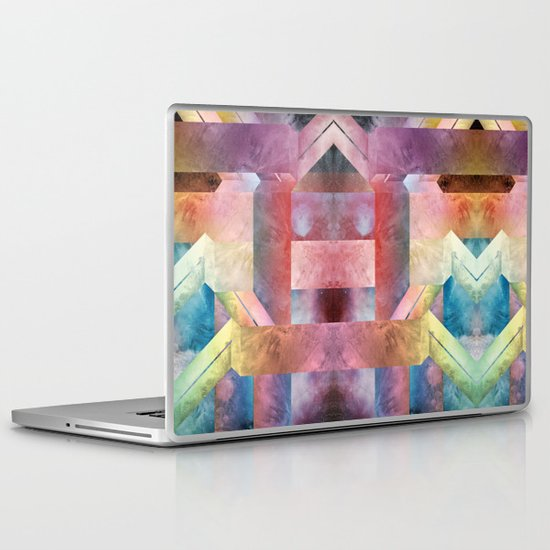 space hipster Laptop & iPad Skin