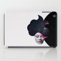 Souffle de Cheveux iPad Case